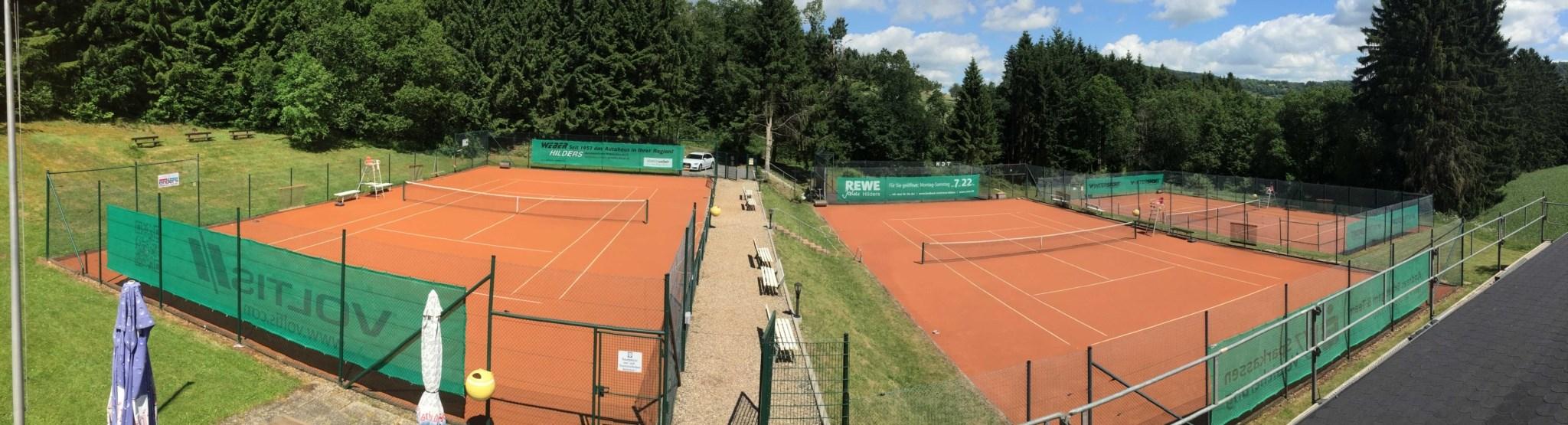 Tennisclub Blau-Weiß Hilders e.V.